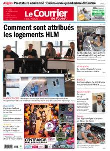 Le Courrier de l'Ouest Nord Anjou – 18 octobre 2019