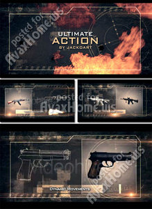 Ultimate Action Promo - Project for After Effects (Videohive)