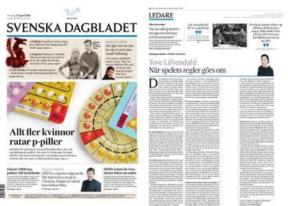 Svenska Dagbladet – 22 april 2018