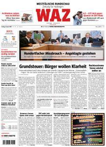 WAZ Westdeutsche Allgemeine Zeitung Hattingen - 28. Juni 2019