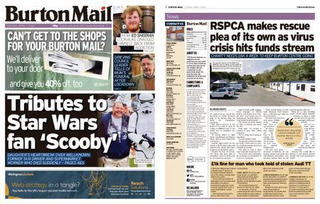 Burton Mail – April 07, 2020