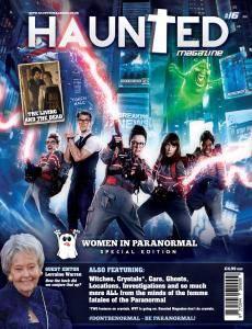 Haunted Magazine - Issue 16 2017
