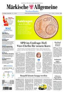 Märkische Allgemeine Westhavelländer - 03. Januar 2019