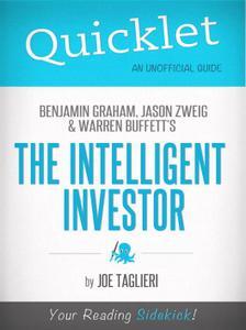 The Intelligent Investor, by Benjamin Graham, Jason Zweig, and Warren Buffett