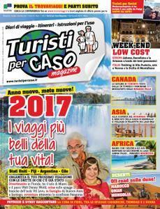 Turisti per Caso Magazine - gennaio 2017