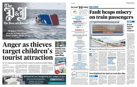 The Press and Journal Moray – August 20, 2019