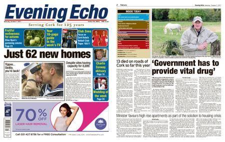 Evening Echo – October 07, 2017