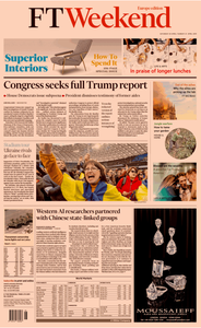 Financial Times Europe – 20 April 2019