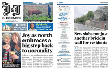 The Press and Journal Moray – May 18, 2021