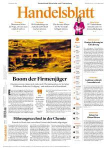 Handelsblatt - 15 Oktober 2020