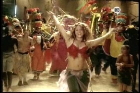 VideoClips Shakira feat. Wycleff - Hips Don't Lie - SVCD - 2006