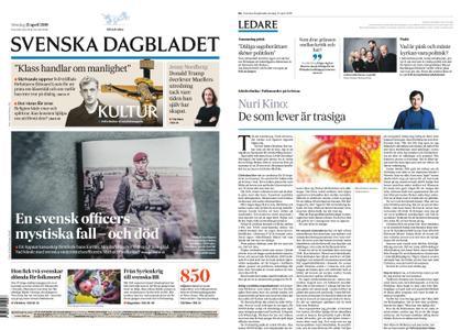 Svenska Dagbladet – 21 april 2019