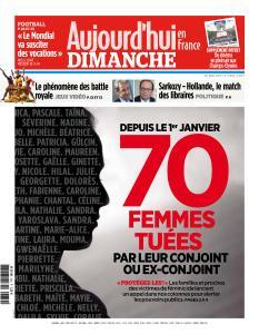 Aujourd'hui en France du Dimanche 30 Juin 2019