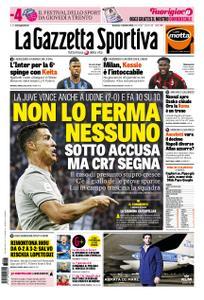 La Gazzetta dello Sport – 07 ottobre 2018