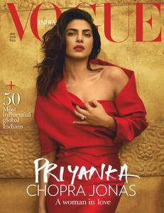 Vogue India - January 2019