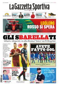 La Gazzetta dello Sport con edizioni locali - 30 Giugno 2019