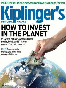 Kiplinger's Personal Finance - April 2021