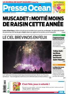 Presse Océan Saint Nazaire Presqu'île – 21 août 2019