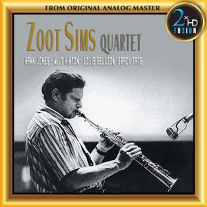Zoot Sims - Zoot Sims Quartet (2018) [Official Digital Download 24/192]