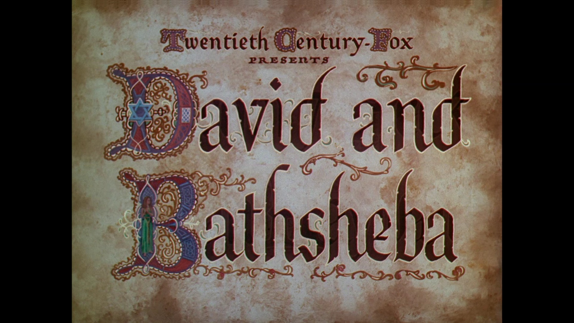 David and Bathsheba (1951) [ReUp]