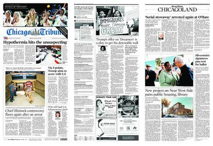 Chicago Tribune – January 29, 2018