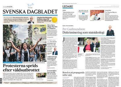 Svenska Dagbladet – 16 maj 2018