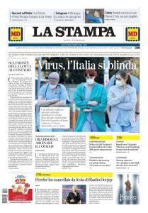 La Stampa Milano - 23 Febbraio 2020
