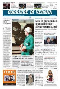 Corriere di Verona - 11 Novembre 2017