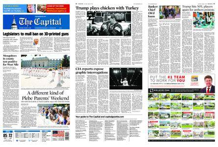 The Capital – August 11, 2018