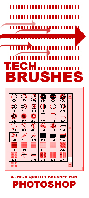 PaulW brush sets (14 Brush Sets)