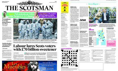 The Scotsman – March 12, 2018