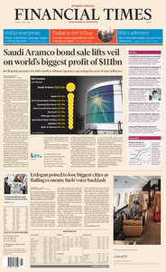 Financial Times Europe – 02 April 2019