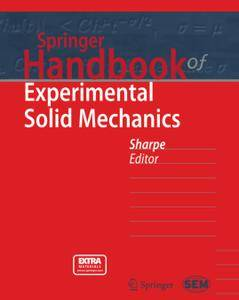 Springer Handbook of Experimental Solid Mechanics (Repost)