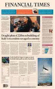 Financial Times Asia - April 22, 2021