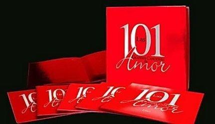 VA - Las 101 Grandes Canciones De Amor (2008)