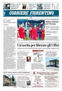 Corriere Fiorentino La Toscana - 4 Aprile 2018