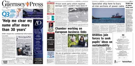 The Guernsey Press – 22 October 2019