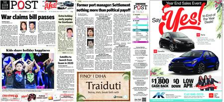 The Guam Daily Post – December 21, 2019