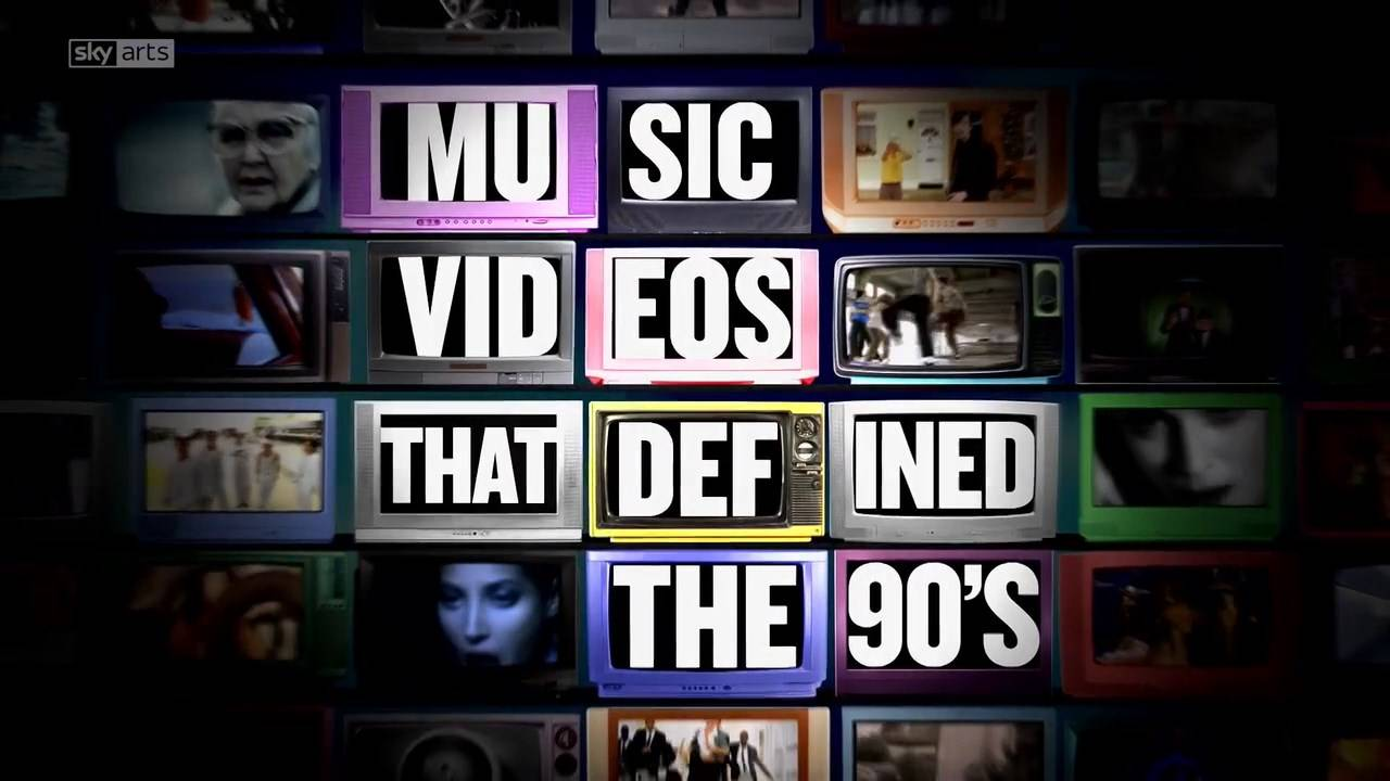 Music Videos That Defined the '90s (2018)