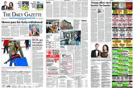 The Daily Gazette – January 07, 2019