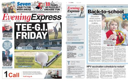 Evening Express – May 23, 2020
