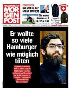 Hamburger Morgenpost - 13. Januar 2018
