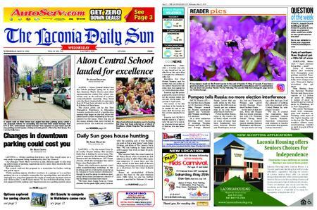 The Laconia Daily Sun – May 15, 2019