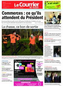 Le Courrier de l'Ouest Angers – 24 novembre 2020