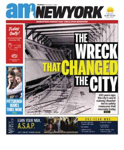 AM New York - November 01, 2018