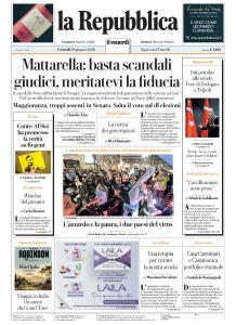 La Repubblica - 19 Giugno 2020