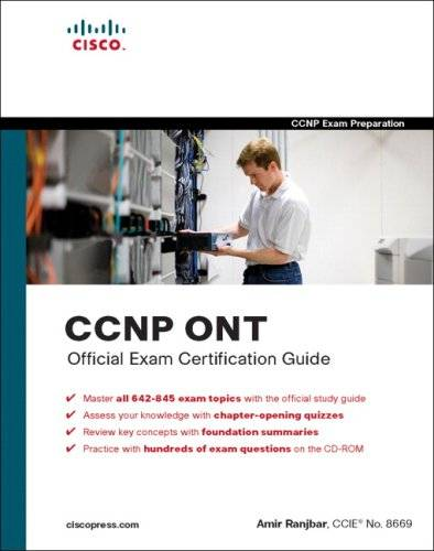 CCNP ONT Official Exam Certification Guide