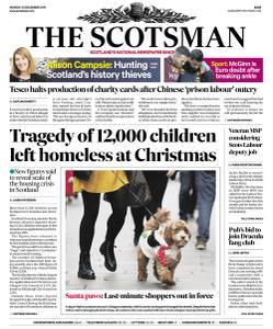 The Scotsman - 23 December 2019