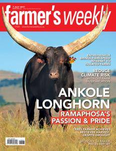 Farmer's Weekly - 07 July 2017