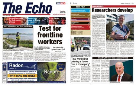 Evening Echo – April 14, 2020